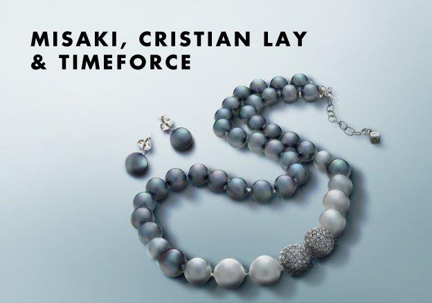 Misaki, Cristian Lay & Timeforce!