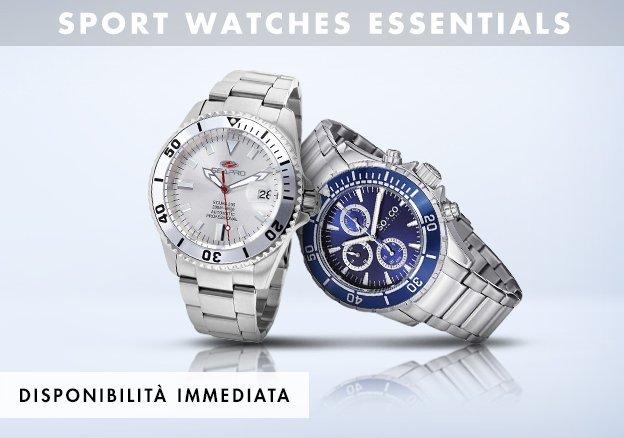Sport Watches Essentials