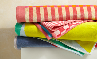 For Your Trip: Beach Towels!