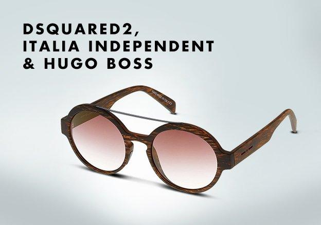 DSquared2, Italia Independent & Hugo Boss!
