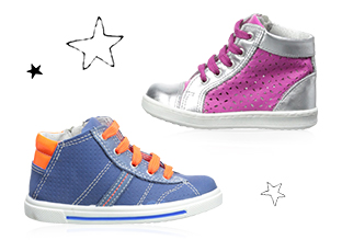 ZAPATOS HOO KIDS '!