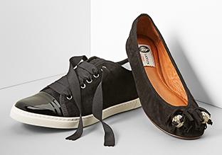 Lanvin Flats & Sneakers!