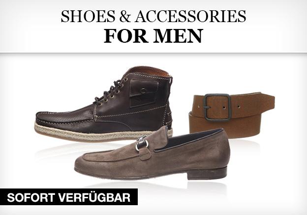 Shoes & Accessories for Men