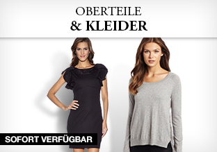 Oberteile & Kleider