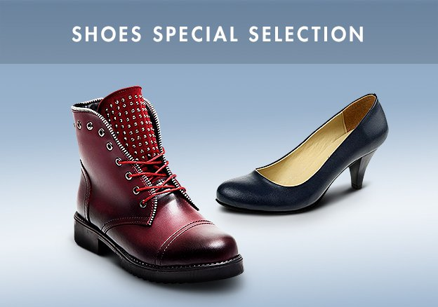 Shoes Special Selection!