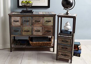 Drawer Space: Dressers, Chests & More!