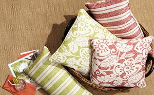 Dakota Pillows: Lifestyle Collection!