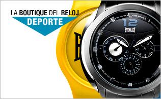 La Boutique Reloj: Deporte!