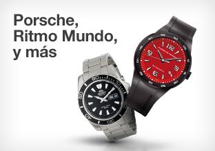 Porsche, Ritmo Mundo, Pulsar y más