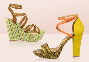 Spring Style: Wedges & Sandals!