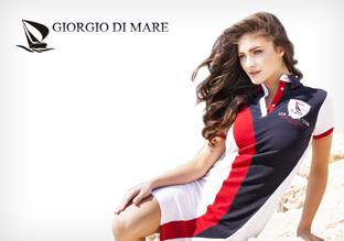 Giorgio Di Mare mujer!