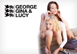 George Gina & Lucy!