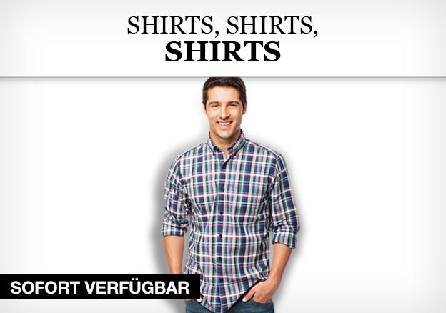 Shirts, Shirts, Shirts