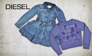 Diesel Kids: Girls!