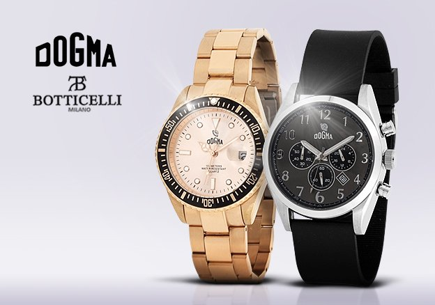 Dogma & Botticelli - Summer Sale