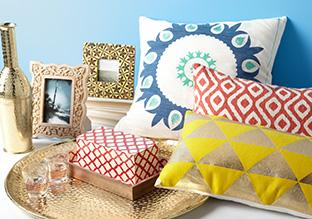 Boho Beauty: Colorful Home Décor!