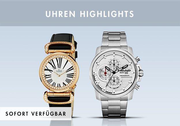 Uhren Highlights bis zu -72%