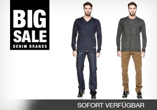 Big Sale: Denim Brands