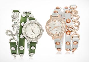 Nur $ 29: Swarovski Elements Uhren!
