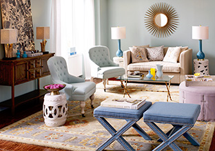 Design Personality: The Eclectic Sophisticate!