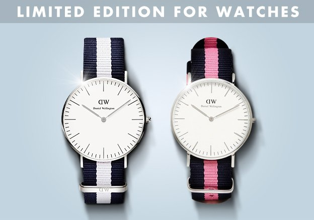 Limited Edition for Watches