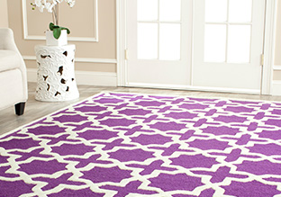 Bright & Colorful Rugs!