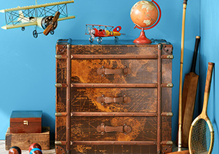 In with the Old: Vintage & Vintage-Inspired Décor!