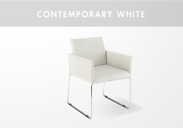 Contemporary White!