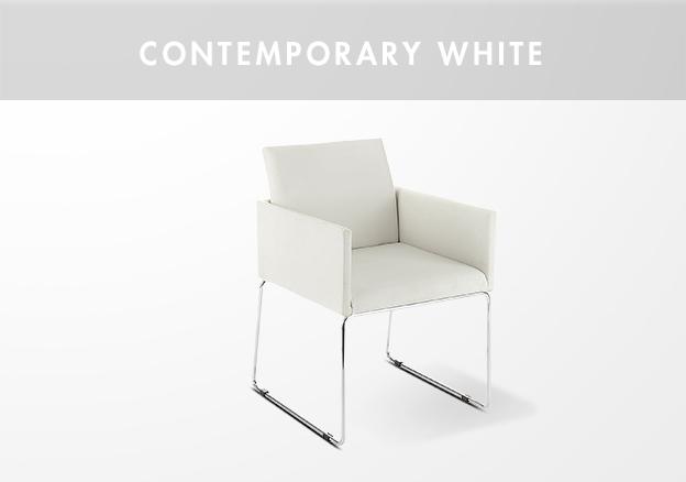 Contemporary White!