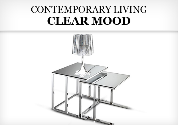 Contemporary Living Clear Mood