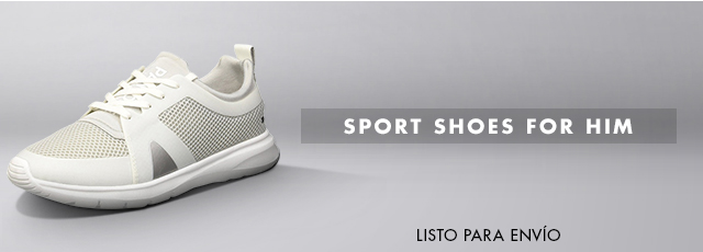 Sports shoes for him