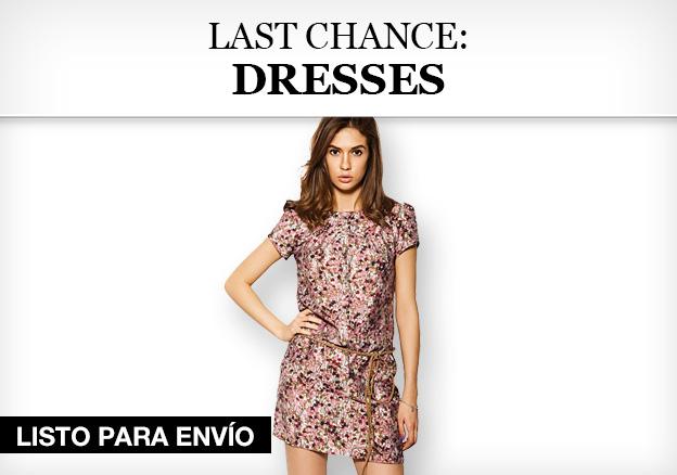 Last Chance: Dresses