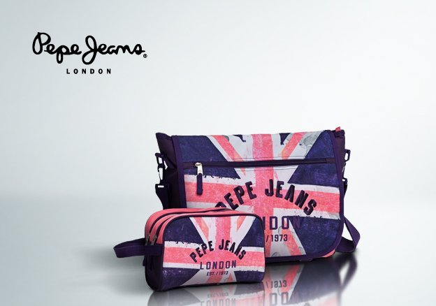 Pepe Jeans Travel!