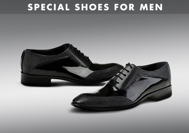 Special Shoes for Men!