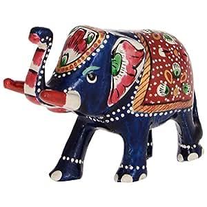 Kapasi Handicrafts Kapasi Handicrafts Metal Elephant