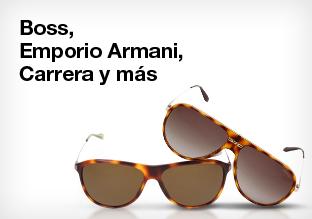 Boss, Emporio Armani, Carrera Hombre