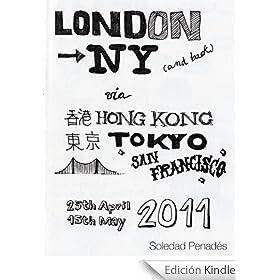London-NY (and back) (English Edition)