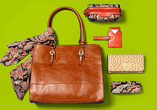 Stylish Gifts: Handbags & Sets