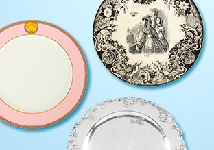 The Vintage Tabletop: Serveware & More!