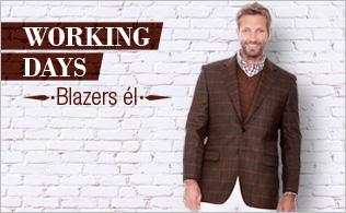 Working days: Blazers él