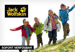 Jack Wolfskin: Kids