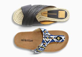 Luxe Tempo libero : Plantare Sandals & Espadrillas!