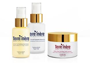 70 % di sconto : Terre Mère Cosmetics!