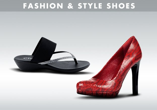 Fashion and Style Shoes