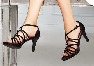 $ 59 & Under: cunei & Heels!