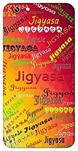 Jigyasa (Popular Girl Name) Name & Sign Printed All over customize & Personalized!! Protective back cover for your Smart Phone : Samsung Galaxy S5 / G900I