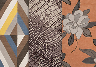 One-of-a-Kind Rugs: Contemporary!