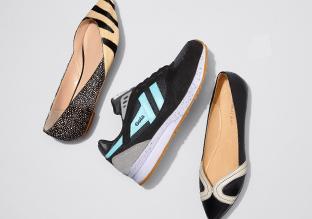 La Boutique di scarpe: Appartamenti e Scarpe da ginnastica !