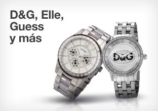 D&G, Elle, Guess y Más
