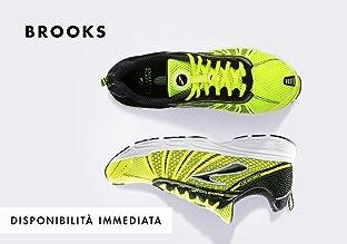 Brooks, Brooks propone per gli amanti del running una selezione di scarpe dotate di...